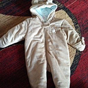 Baby jumpsuit